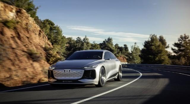 2022 Audi A6 e-tron design