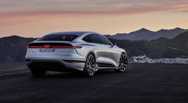 2022 Audi A6 e-tron specs