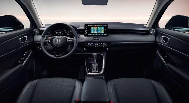 2022 Honda HR-V eHEV interior