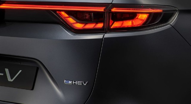 2022 Honda HR-V eHEV price