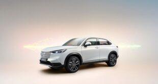 2022 Honda HR-V eHEV release date