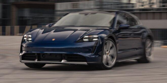 2022 Porsche Taycan Turbo Cross Turismo price