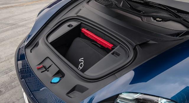 2022 Porsche Taycan Turbo Cross Turismo range