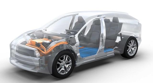 2022 Subaru Solterra EV