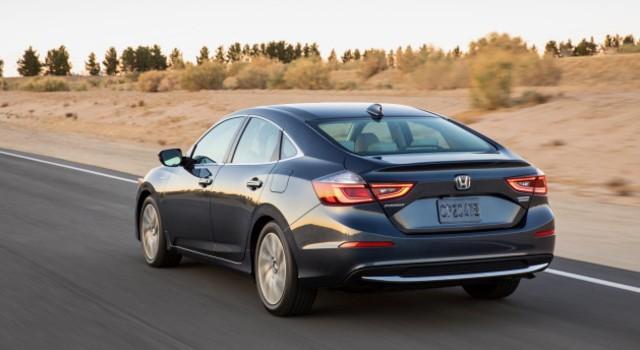 2022 Honda Insight Hybrid
