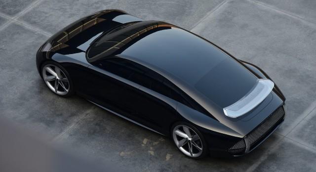 2022 Hyundai Ioniq 6 range