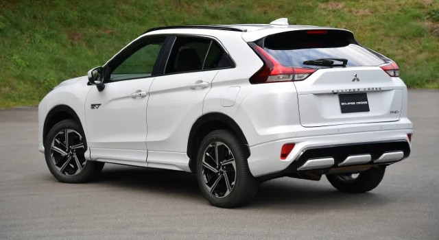 2022 Mitsubishi Eclipse Cross PHEV price