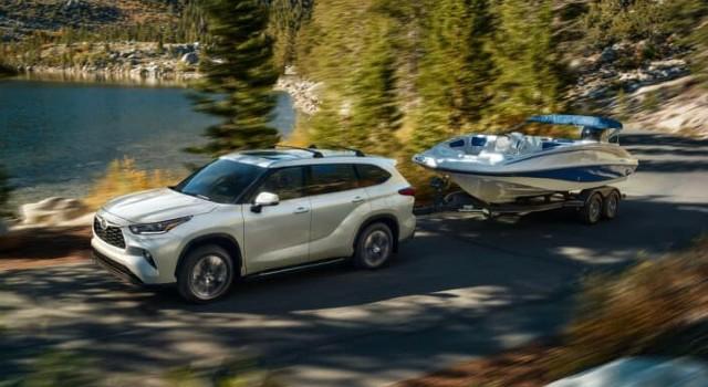 2022 Toyota Highlander Hybrid price